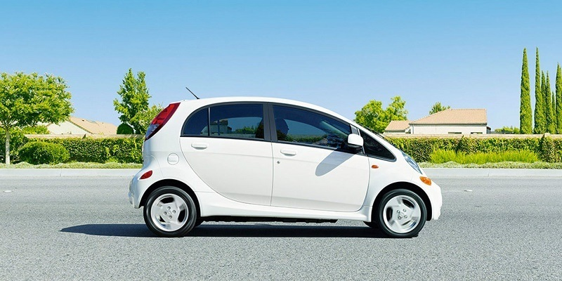 Mitsubishi i-MiEV is the most affordable EV