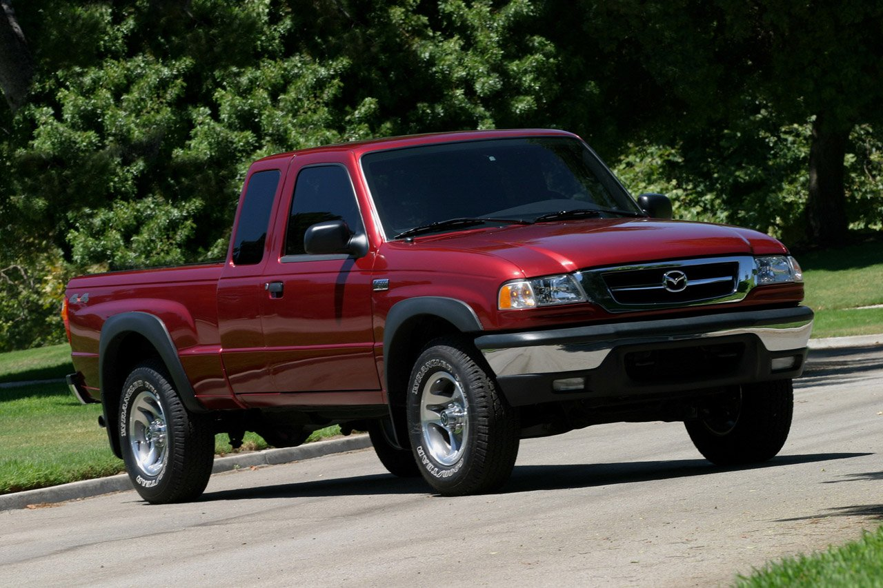 Mazda Returns To The Pickup Market  Just Not Our Pickup Market