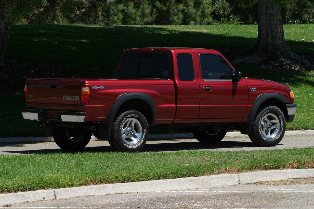 Mazda pickup truck