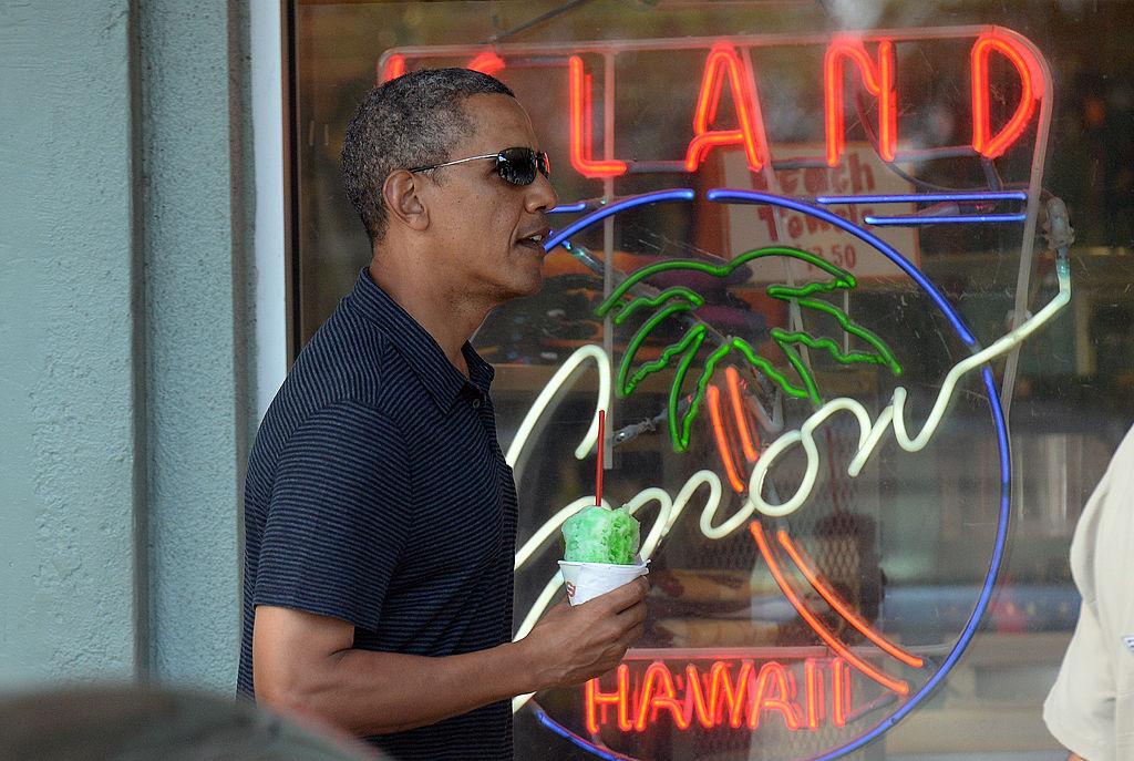 Barack obama is a celebrity