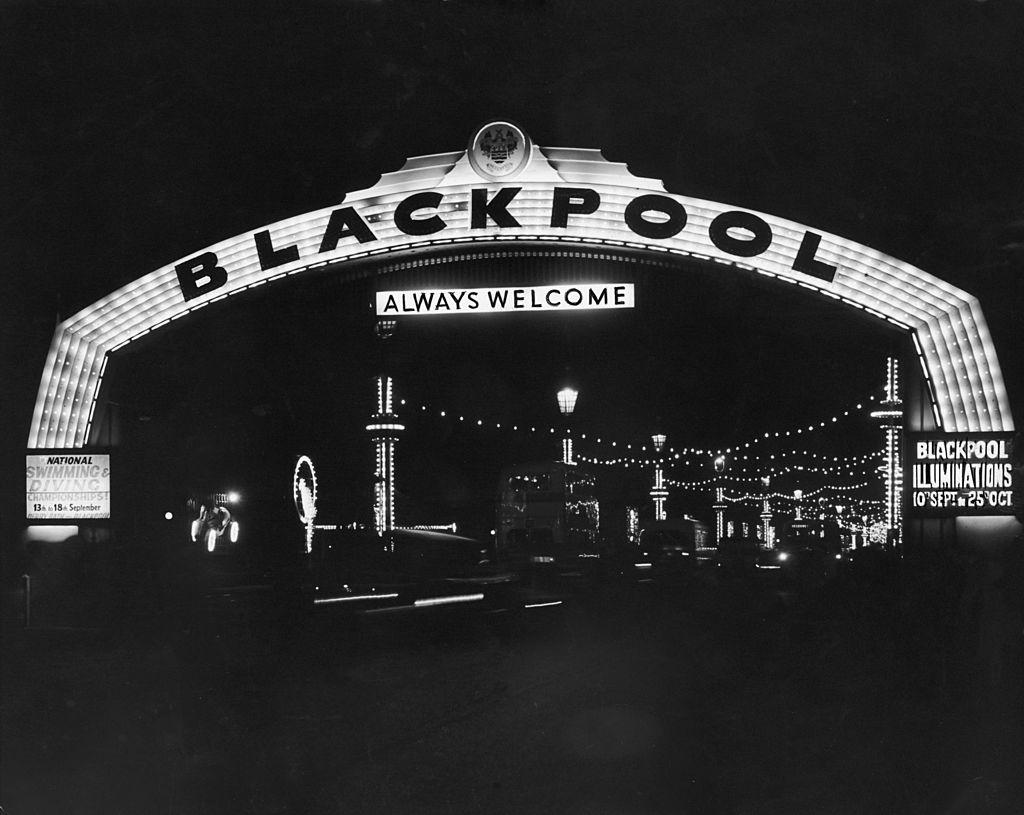 blackpool england