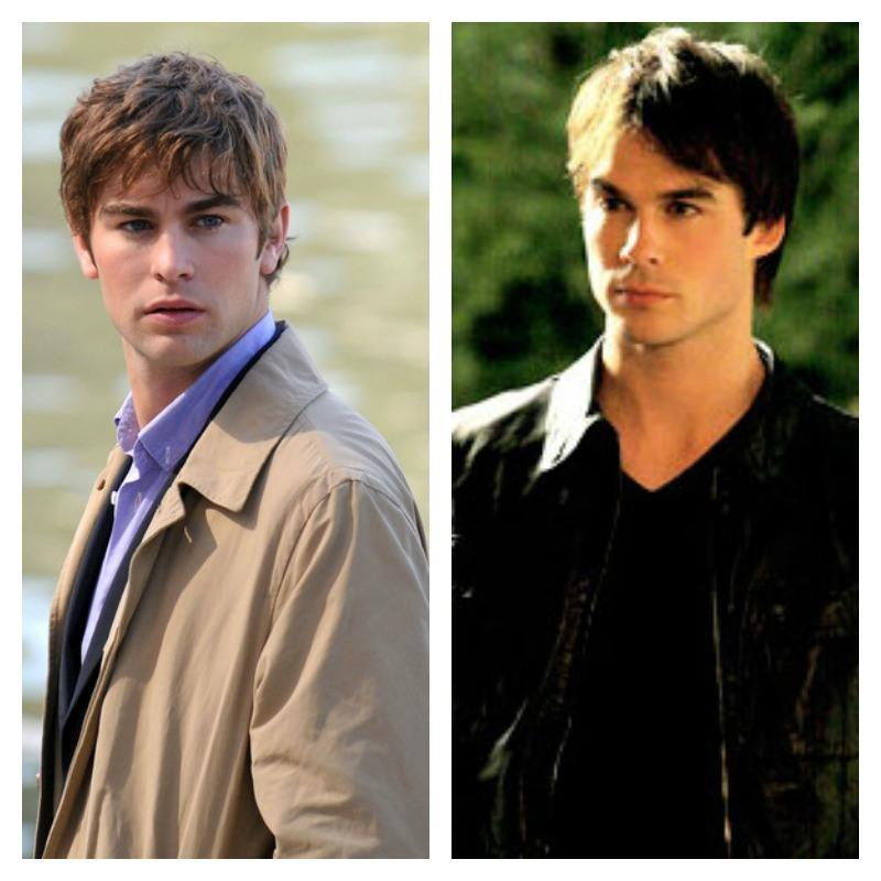 chace crawford and ian somerhalder
