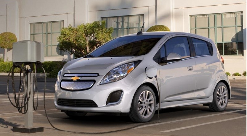 The Chevrolet Spark EV is among the cheapest electric vehicles available
