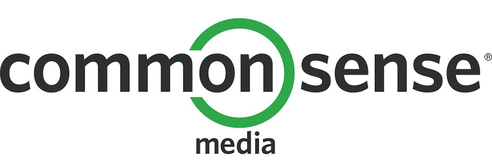 Common Sense Media's logo.