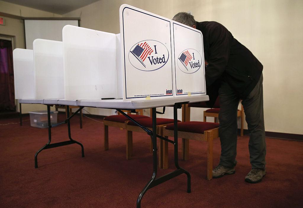 Connecticut voter