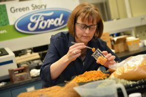 Talking Soybeans and Greener Ford Cars With Debbie Mielewski