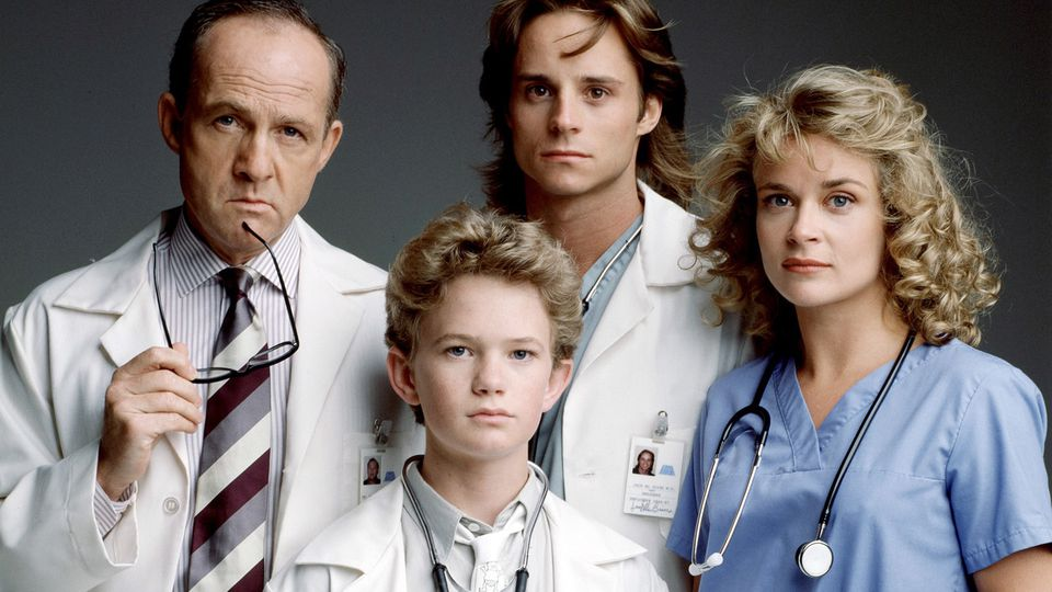 Doogie Howser M.D. was a kid, still growing up, who ended his job search by landing a gig as a doctor