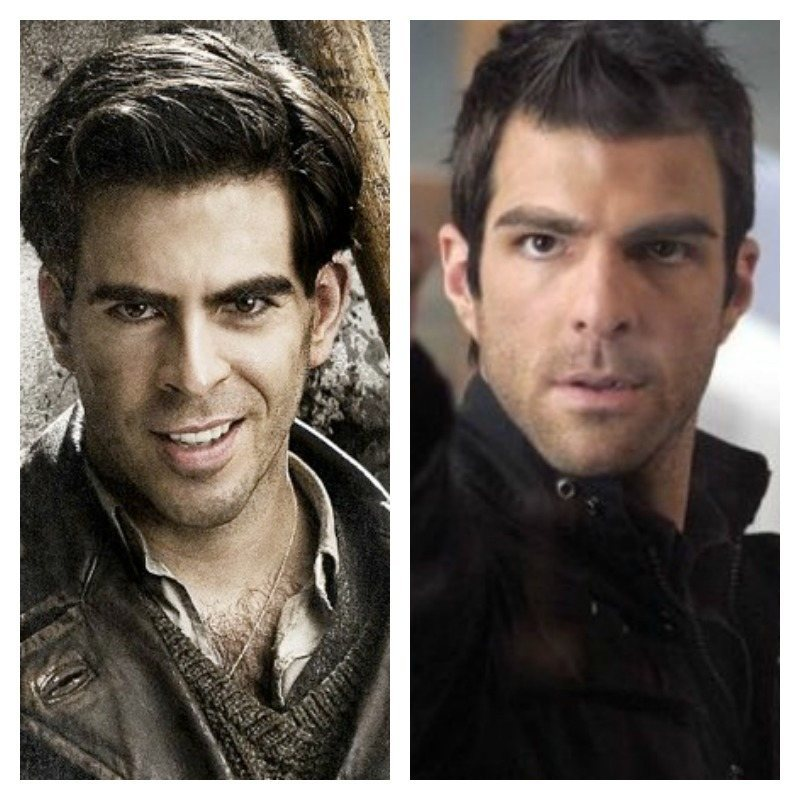 eli roth and zachary quinto