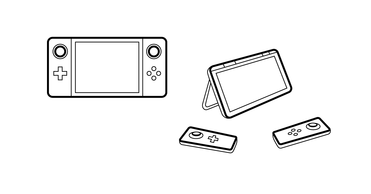 A concept of what the Nintendo NX could look like.