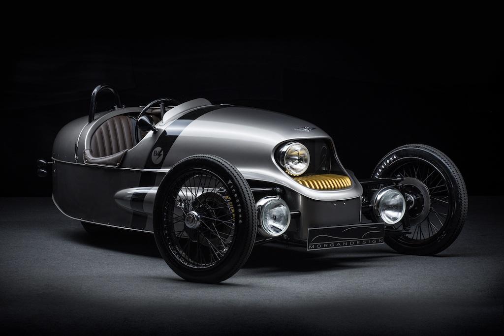 2016 Morgan EV3 Concept