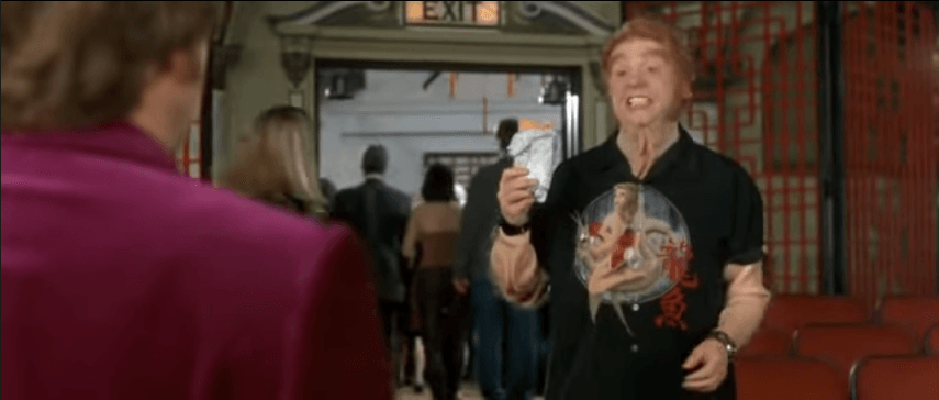 Fat Bastard from 'Austin Powers' figured out how to lose weight, and probiotics likely helped