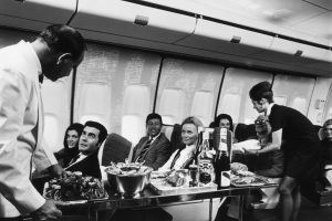 Here's What It Was Really Like to Fly During the 'Golden Age' of Air Travel
