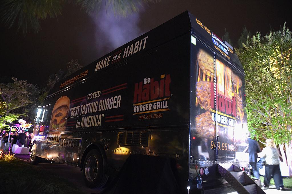 The Habit burger truck