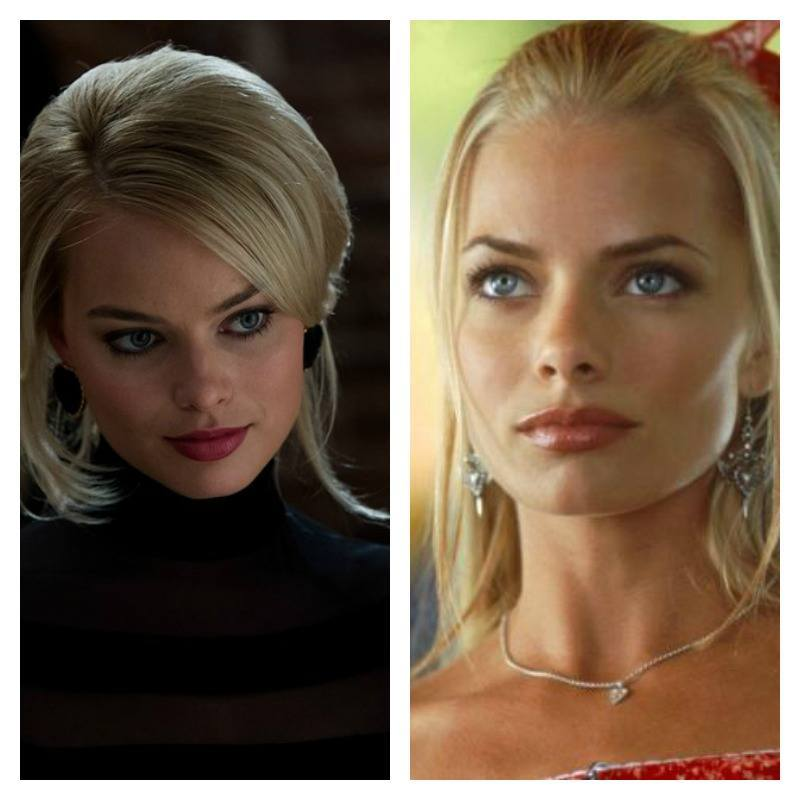 jaime pressly and margot robbie