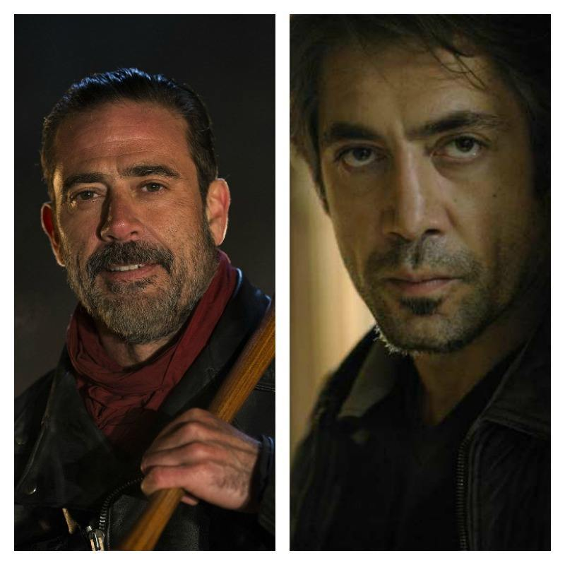 jeffrey dean morgan and javier bardem