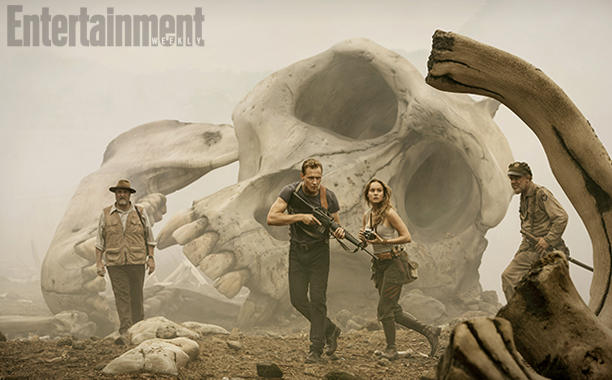 Kong: Skull Island   EW