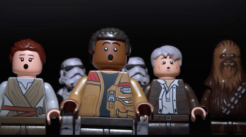 LEGO Star Wars: The Force Awakens Video Game