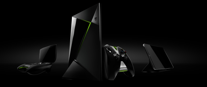 All the NVIDIA Shield products.