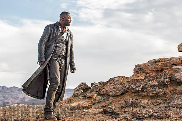 The Dark Tower (2017) Idris Elba | EW