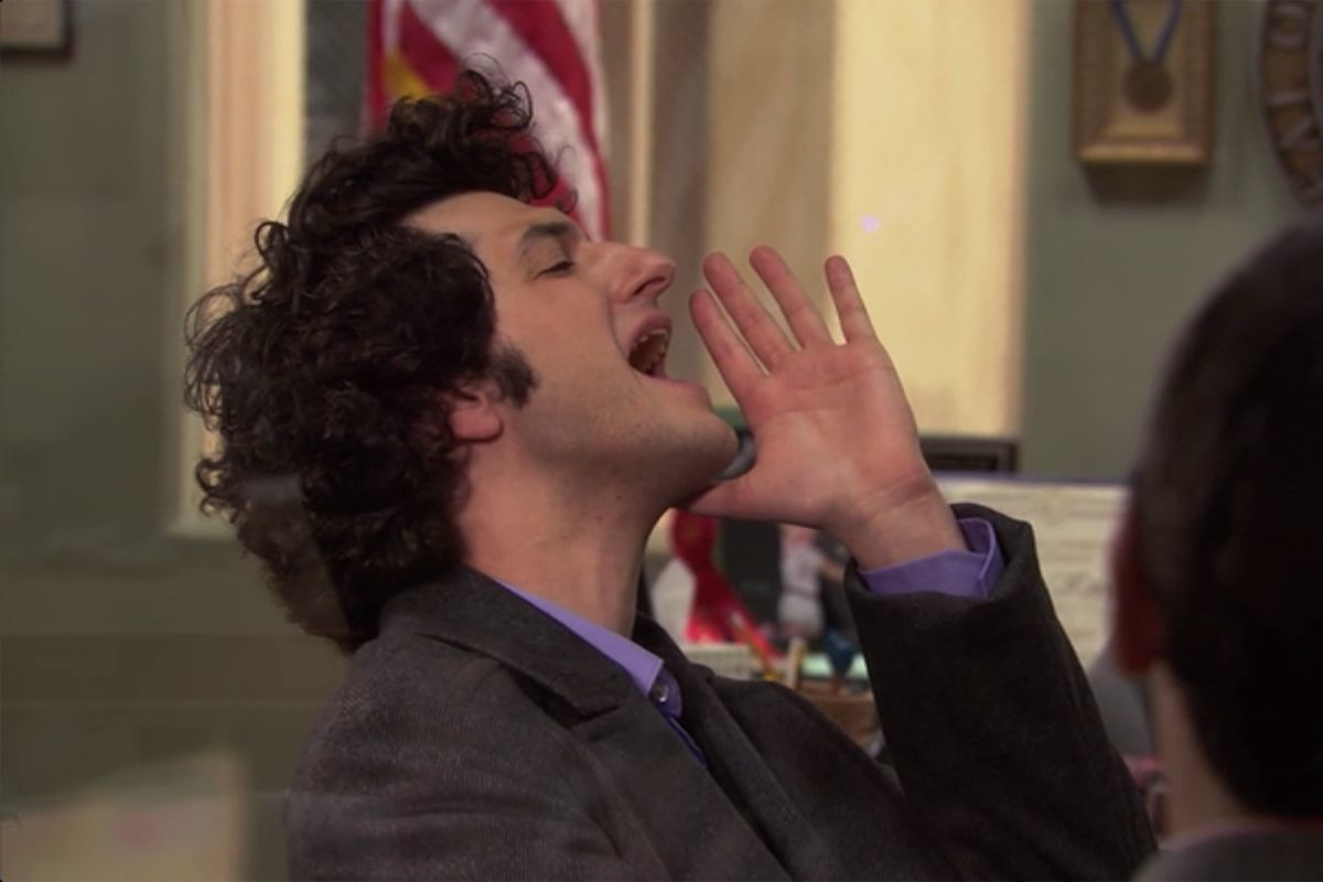 job interview do s and don ts that everyone should know jean ralphio from parks and recreation fumbles a job interview