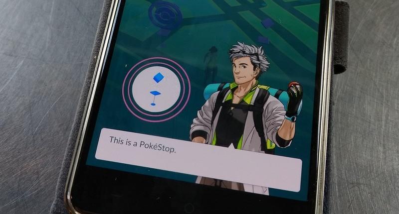 The tips in Pokémon GO