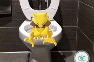17 Messed Up Places to Play 'Pokemon GO'