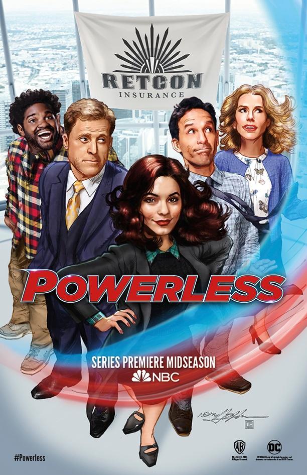 Powerless | NBC