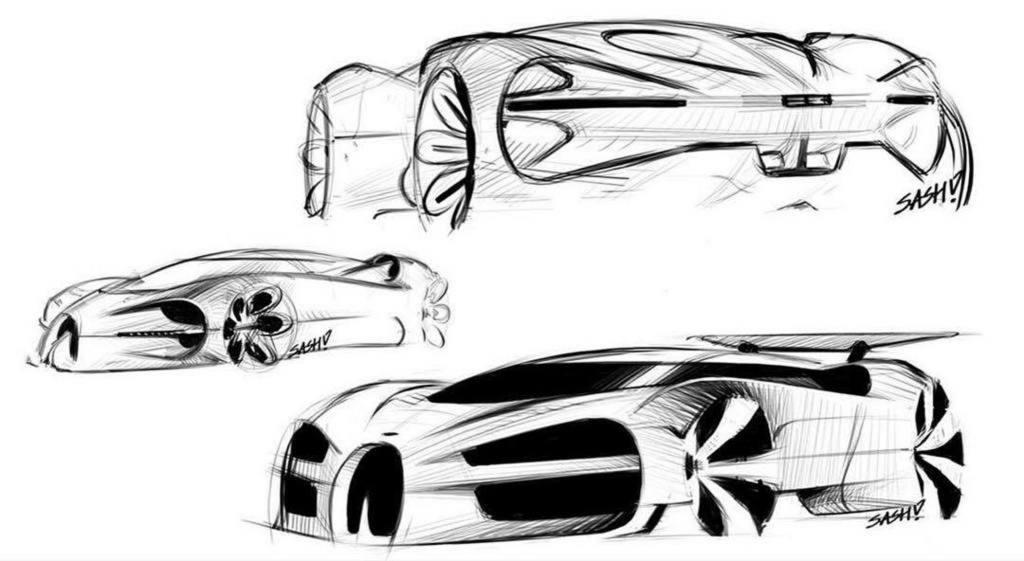 Proposed car design