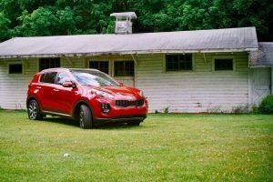 2017 Kia Sportage SX Review: The Family Lunar Rover
