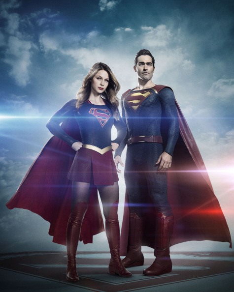 Superman in Supergirl   CBS