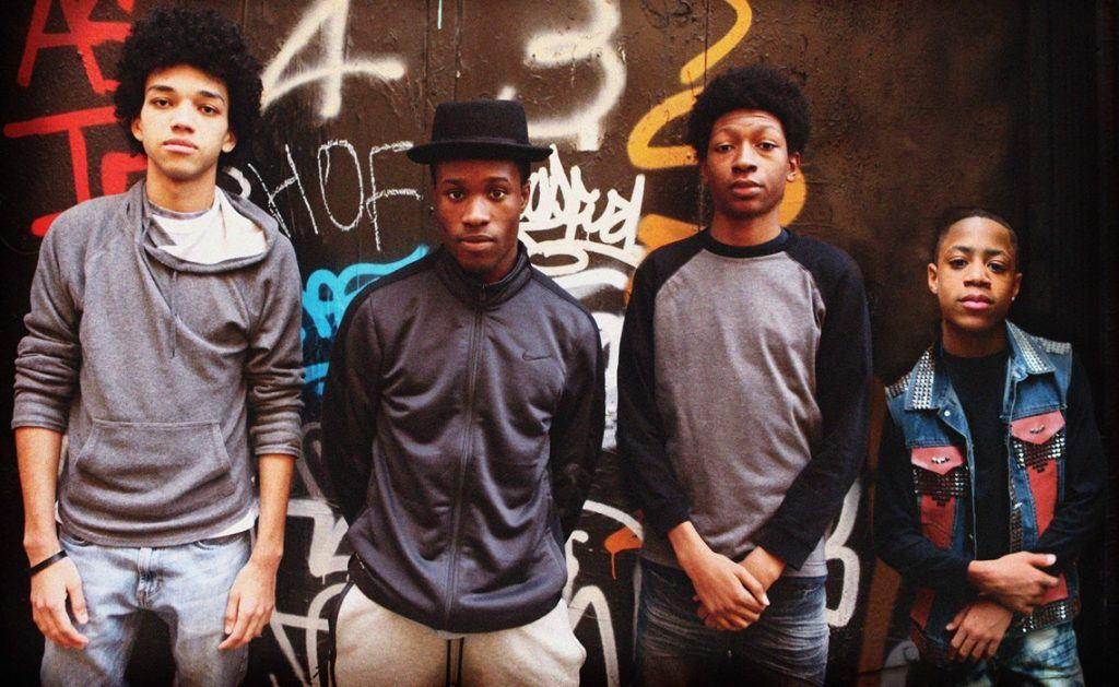The Get Down netflix new releases