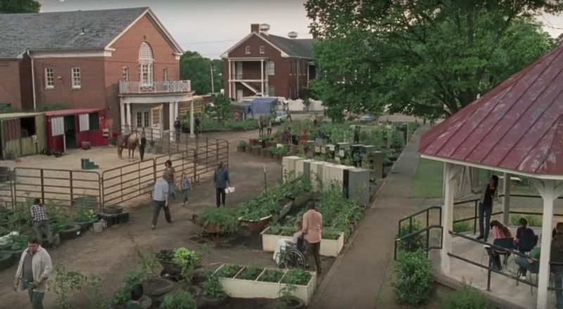 The Kingdom in The Walking Dead | AMC