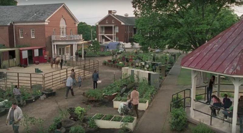 The Kingdom in The Walking Dead   AMC