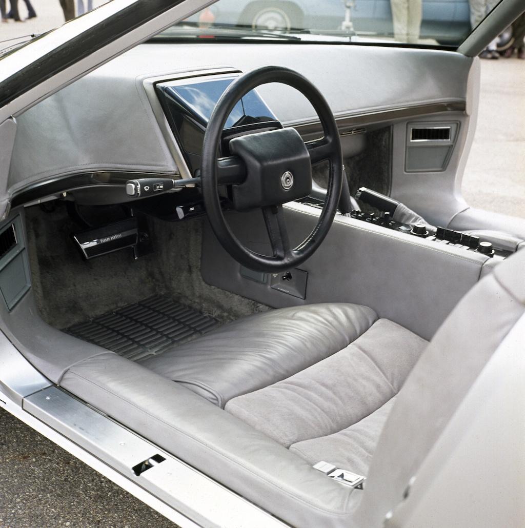 1973 Chevrolet Aero-vette  Source: Chevrolet
