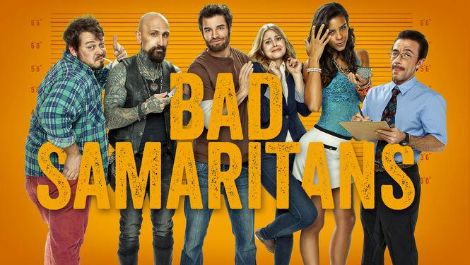 Bad Samaritans   Netflix