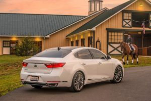10 Things We Learned About the 2017 Kia Cadenza