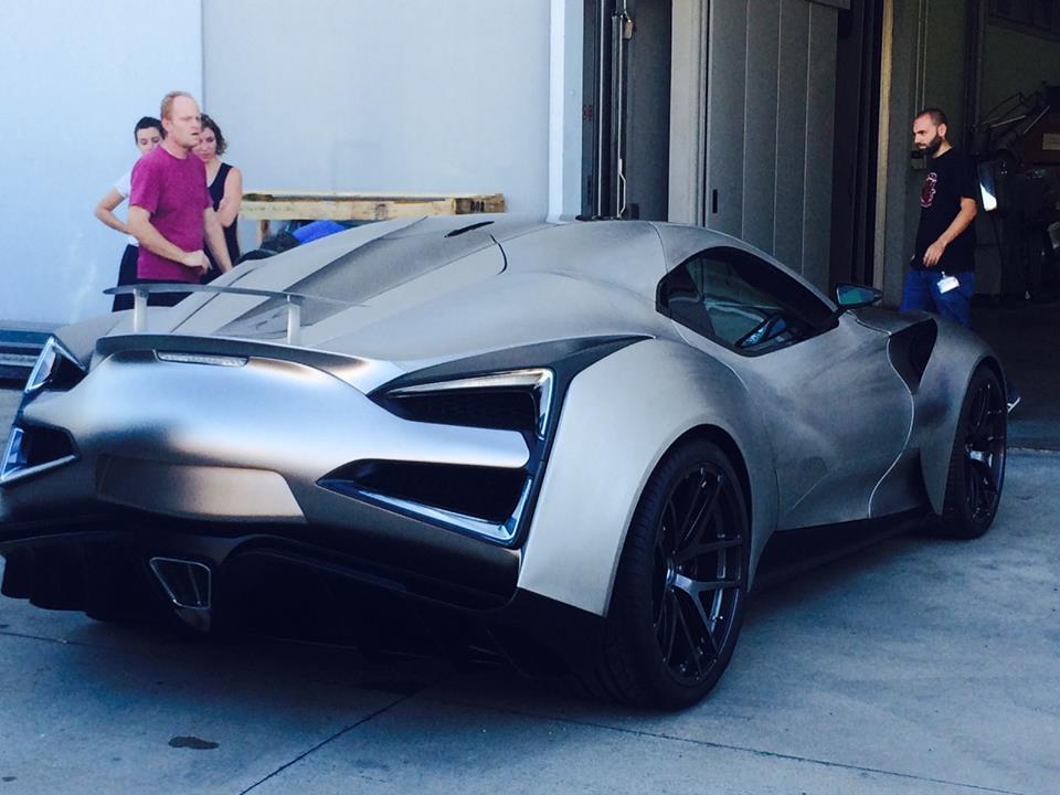 2016 Icona Vulcano Titanium via Facebook
