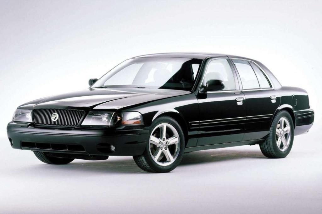 2004 Mercury Marauder|Ford