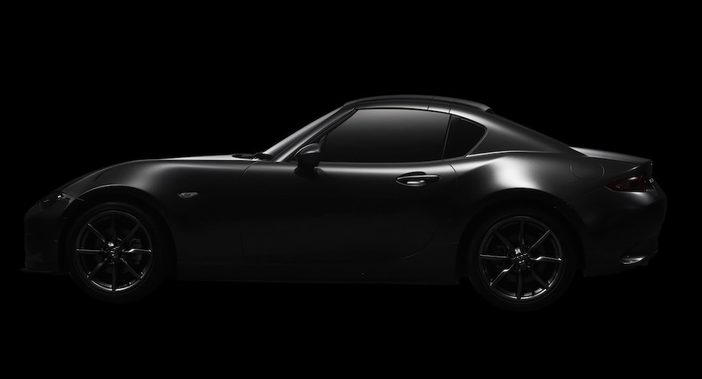 2017 Mazda MX-5 RF Launch Edition/Mazda