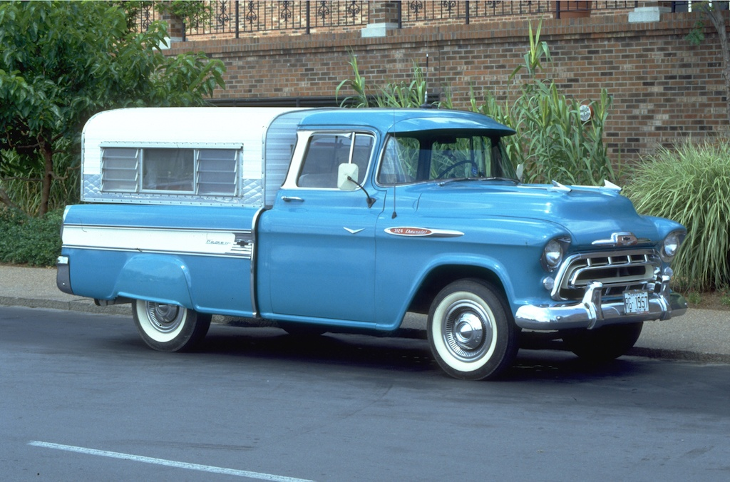 1955 58 Chevy Cameo The World S First Sport Truck Page 3
