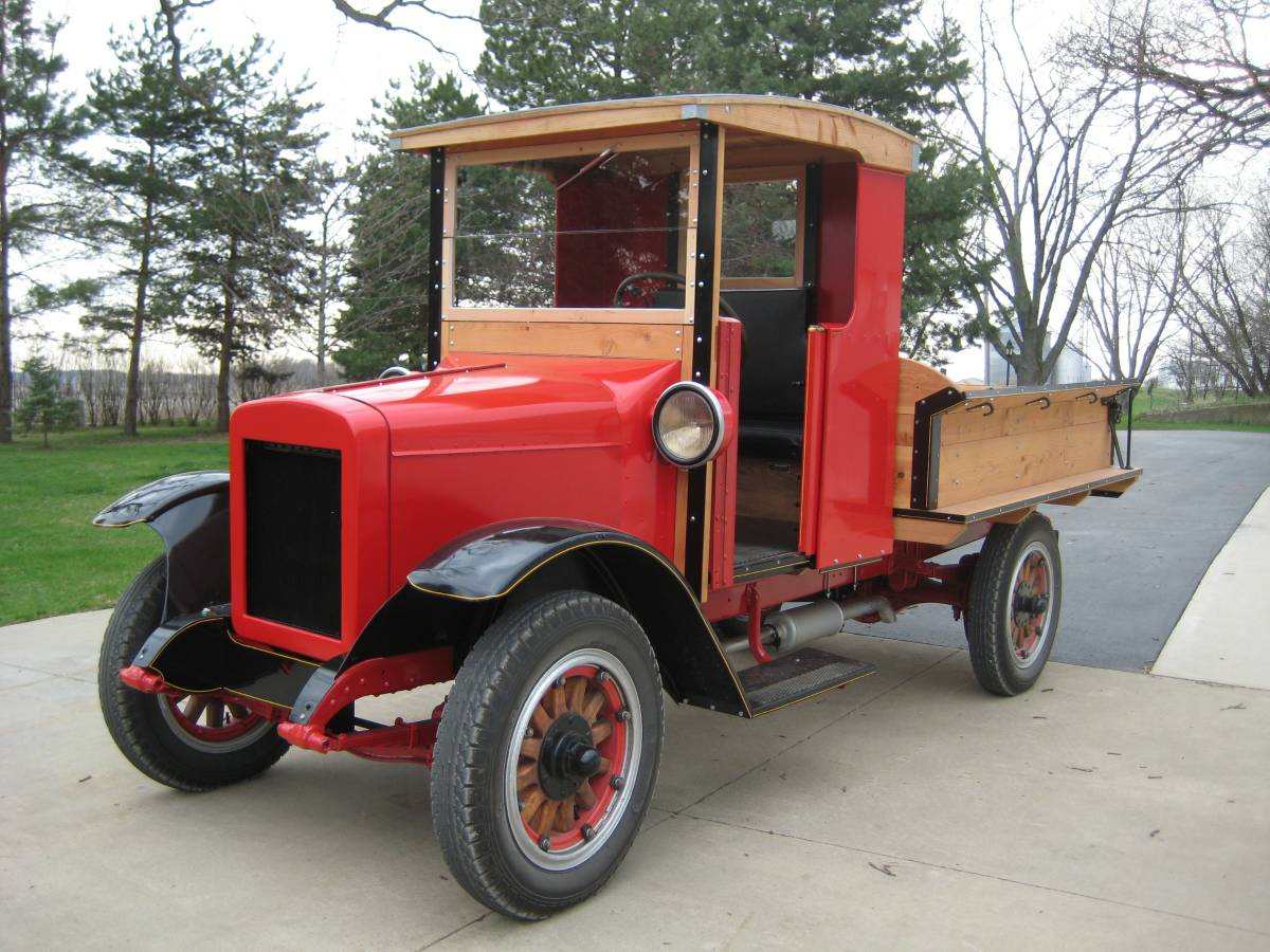 1924 International Harvester SL