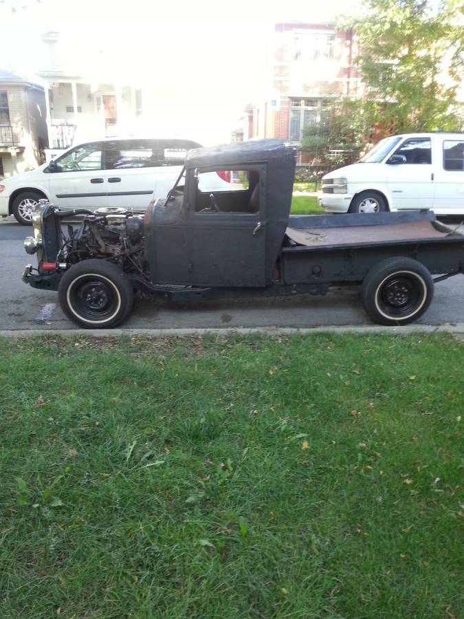 1930 Ford Model A Ratrod