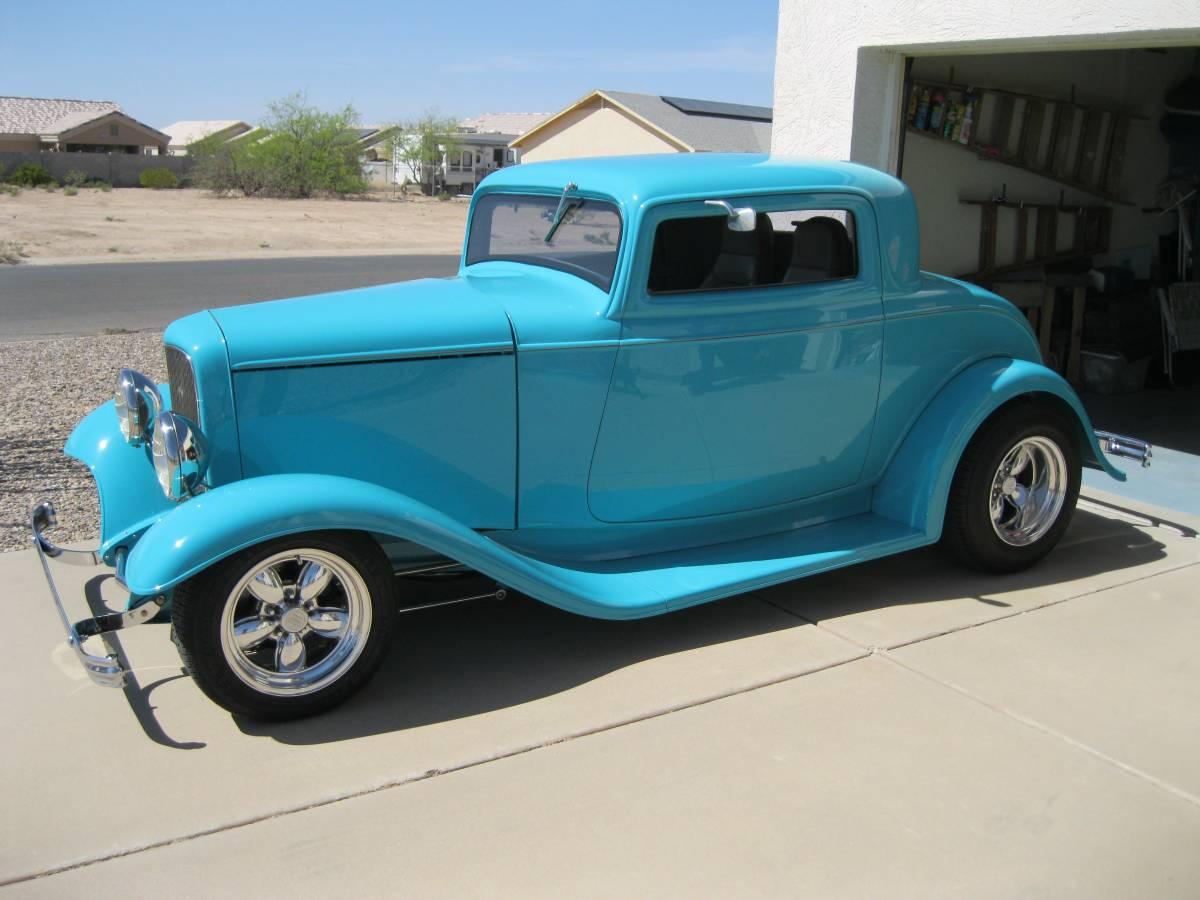 1932 Ford Hotrod