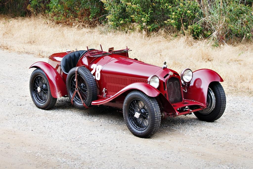 1933 Alfa Romeo 8C 2300 Monza Roadster