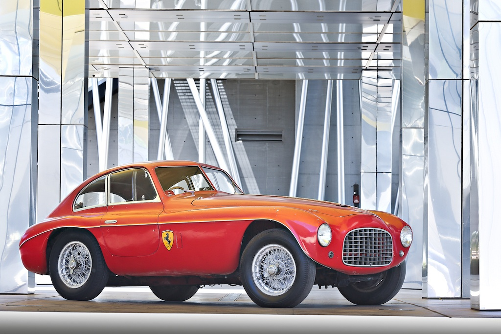 1950 Ferrari 166MM Berlinetta
