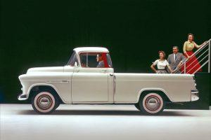 1955-'58 Chevy Cameo: The World's First Sport Truck?