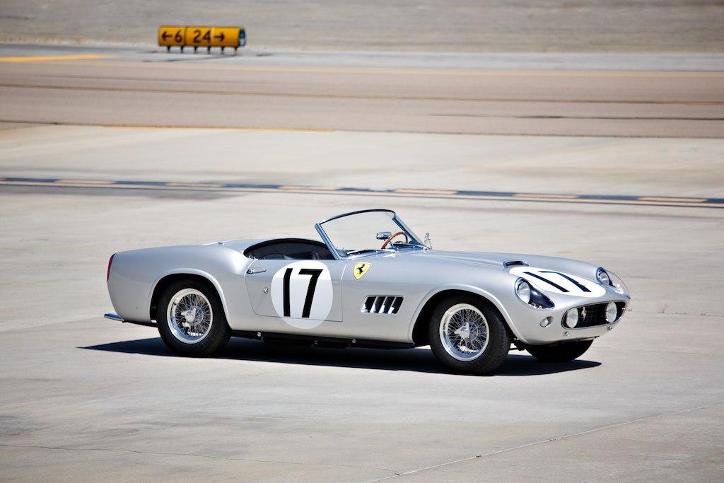1959 Ferrari 250GT California LWB Alloy Spider