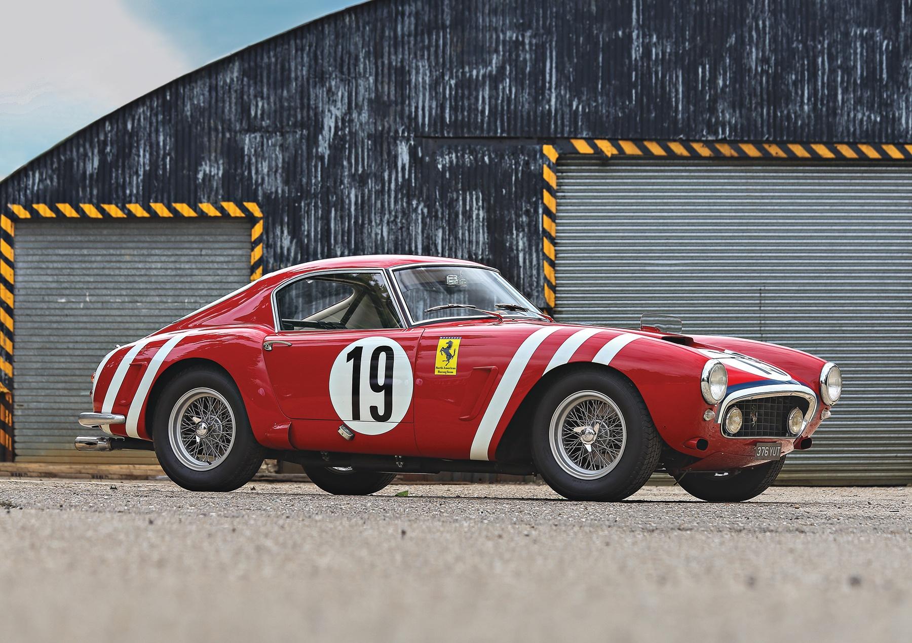 1960 Ferrari 250GT SWB Competizione