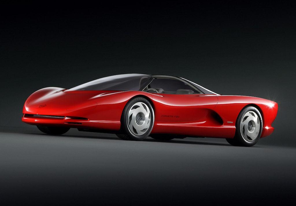 1986 Corvette Indy Concept  Source: Chevrolet