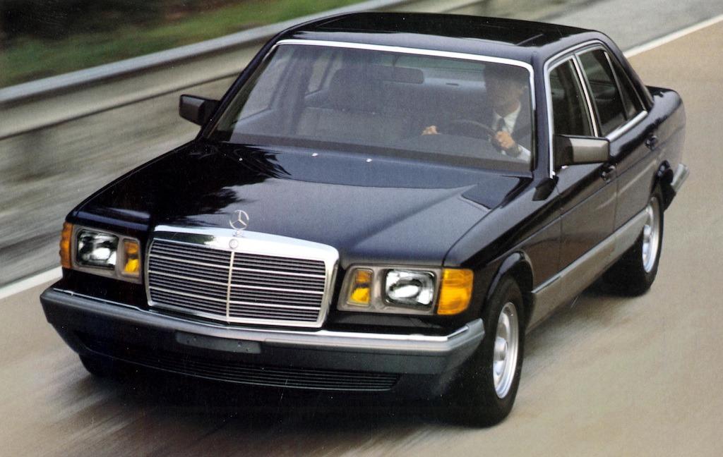 1985 Mercedes-Benz 300 SD Turbodiesel